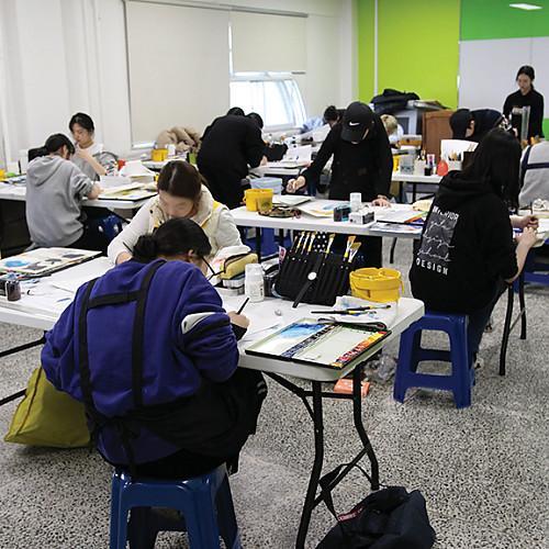 2020학년도 가군 실기고사 현장_ 서경대학교