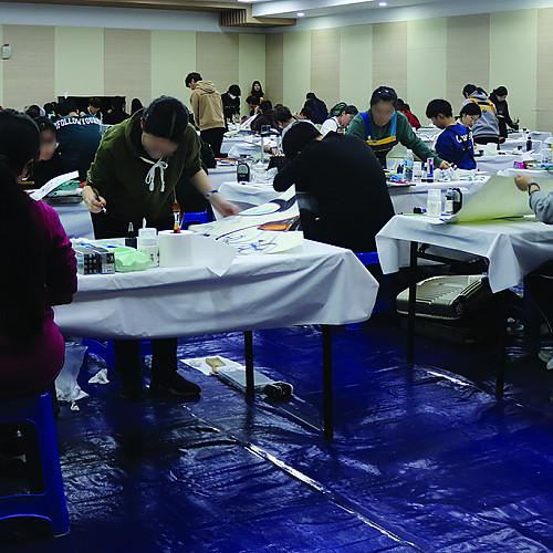 2020학년도 나군 실기고사 현장_ 명지대학교(자연)