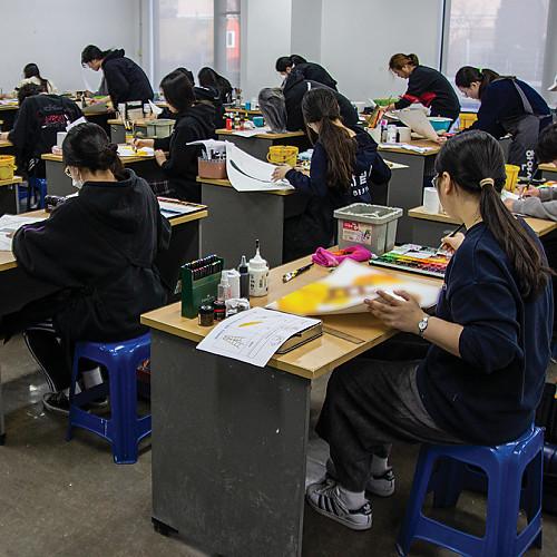 2020학년도 나군 실기고사 현장_ 인천가톨릭대학교