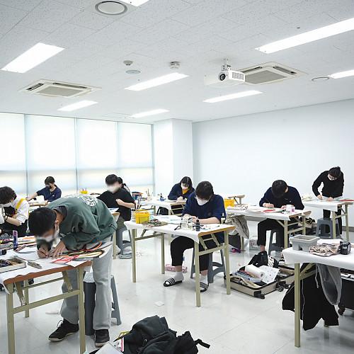 2021학년도 수시 실기고사 현장_ 인하대학교